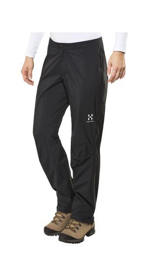 Haglöfs L.I.M III - Pantalones de Trekking - negro